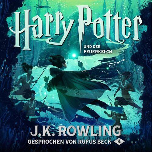 Pottermore Publishing Harry Potter und der Feuerkelch