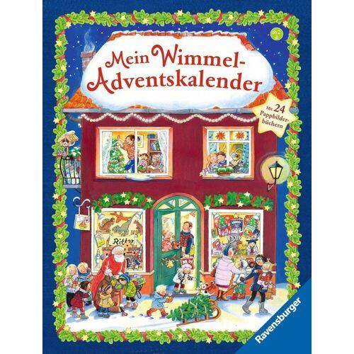 Ravensburger Verlag Mein Wimmel-Adventskalender