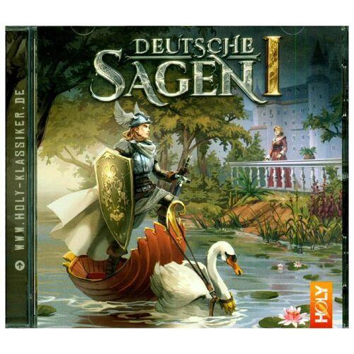 Audiopool Hoerbuchverlag Deutsche Sagen I