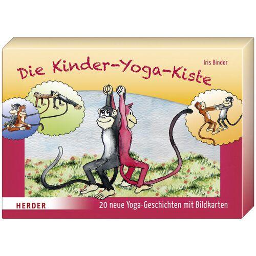Herder Verlag GmbH Die Kinder-Yoga-Kiste