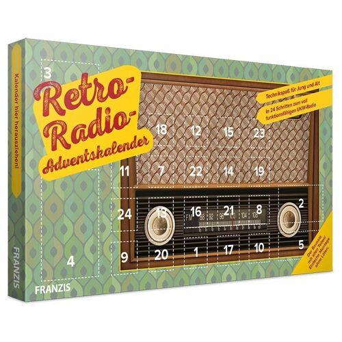 Franzis Verlag GmbH Franzis Retro Radio Adventskalender