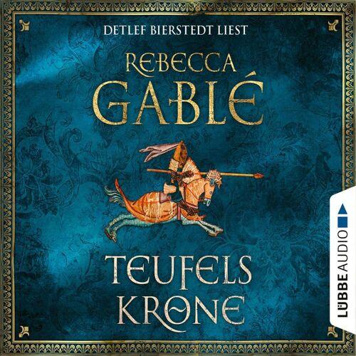 Lübbe Audio Teufelskrone - Waringham Saga 6 (Gekürzt)