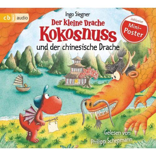 cbj audio Der kleine Drache Kokosnuss und der chinesische Drache