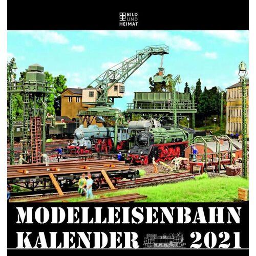 Bild Und Heimat Verlag Modelleisenbahnkalender 2021