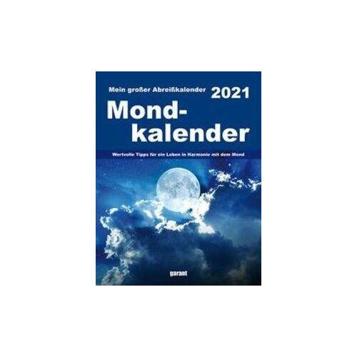 Garant Renningen Mondkalender 2021