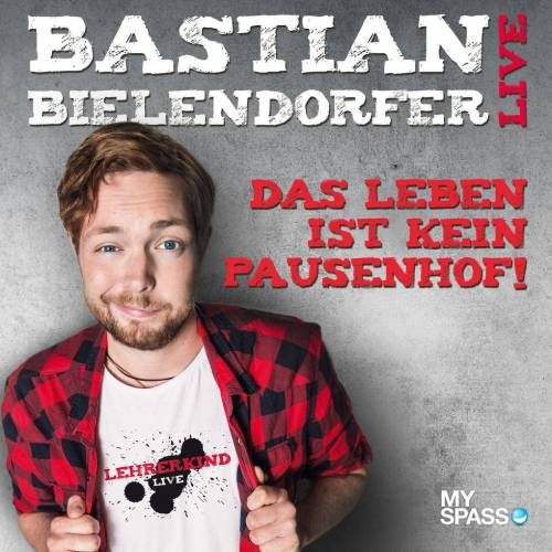 MySpass/ BRAINPOOL Home Entertainment Das Leben ist kein Pausenhof - Live