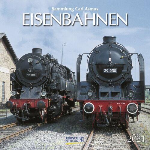 Korsch Verlag GmbH Eisenbahnen 2021