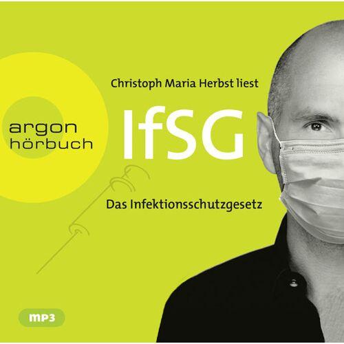 Argon Verlag GmbH Infektionsschutzgesetz (IfSG)