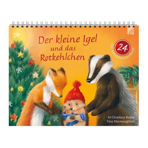 Brunnen-Verlag GmbH Der kleine Igel und das Rotkehlchen