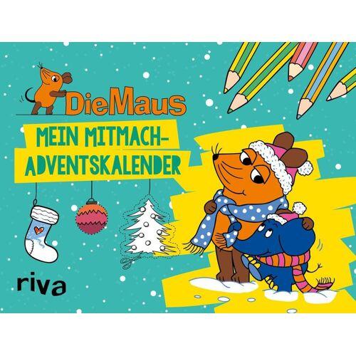 riva Verlag Die Maus - Mein Mitmach-Adventskalender