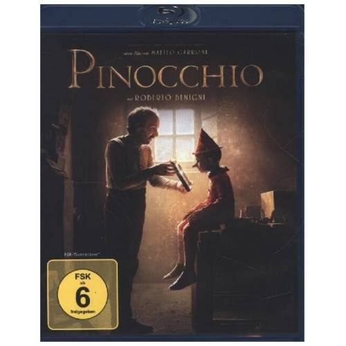 AL!VE AG Pinocchio (Blu-ray)