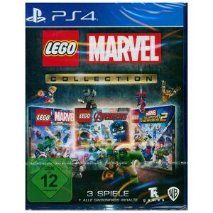 Koch Media GmbH LEGO Marvel Collection (Playstation PS4)
