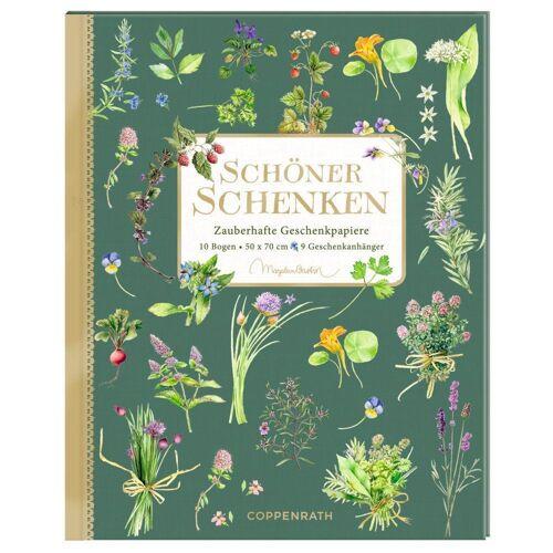 Coppenrath Verlag - Geschenkpapier-Buch - Schöner schenken