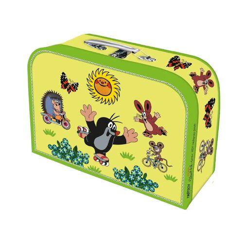 Trötsch Der kleine Maulwurf Spielzeugkoffer für Kindergarten Hort & Co. Kinderkoffer