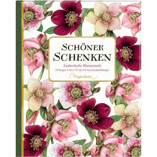 Coppenrath F Geschenkpapier-Buch - Schöner schenken (M. Bastin)