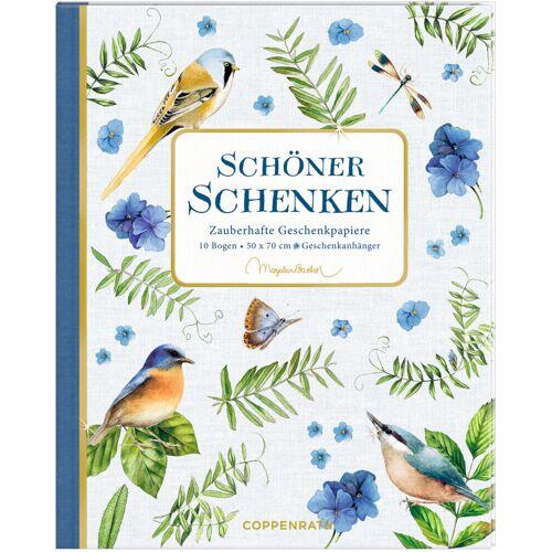 Coppenrath F Geschenkpapier-Buch - Schöner schenken - M. Bastin