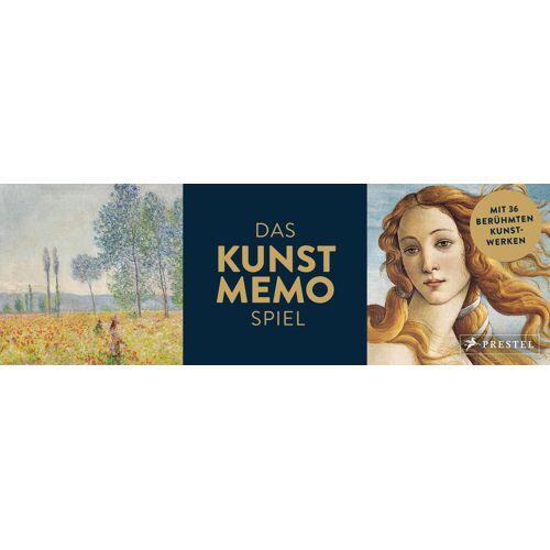 Prestel Verlag Das Kunst-Memo-Spiel (Spiel)