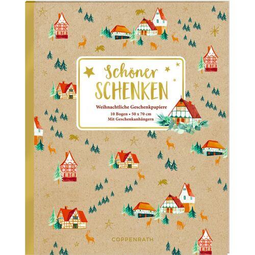 Coppenrath F Geschenkpapier-Buch - Schöner Schenken