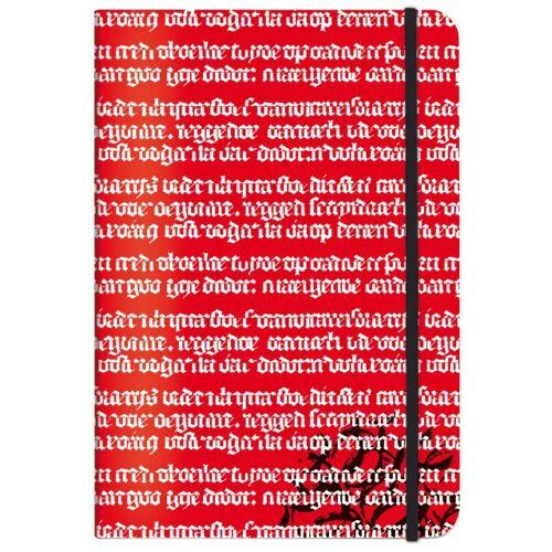CEDON MUSEUMSSHOPS GMBH Hugendubel Notizbuch DIN A5 Rot