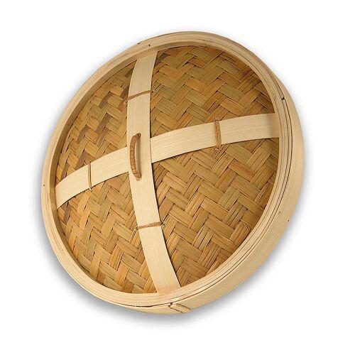 Deckel für Bambusdämpfer, ø 35cm außen, ø 33cm innen, 14,5 inch, 1 St