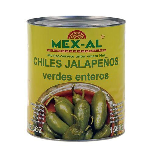 Chili Schoten - Jalapenos, ganz, 2,8 kg