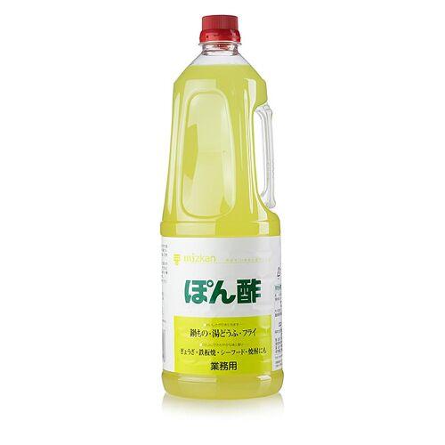 Ponzu Pon Zitronenessig - Citrus Seasoning, Mitsukan, 1,8 l