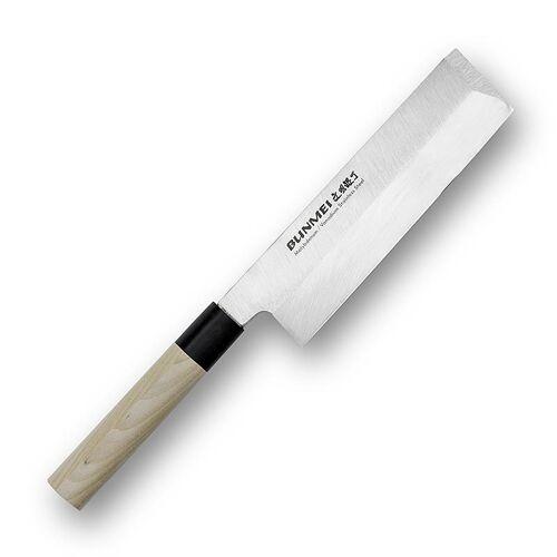 Global Bunmei 1802-180 Usuba Messer, Honoki Holzgriff, 18cm, 1 St
