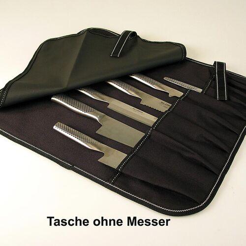 Global G-666/09 Messertasche, Nylon, 9 Global-Messer, 1 St