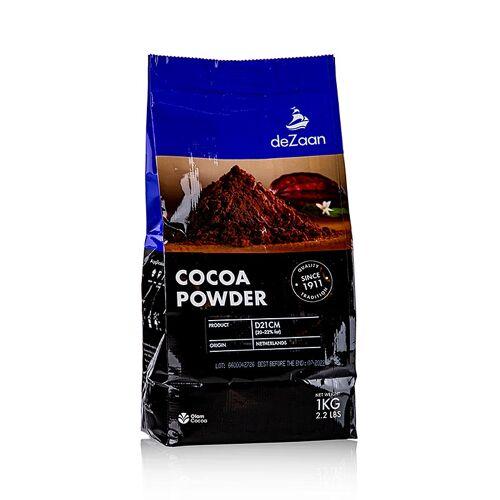 Kakaopulver, schwach entölt, 20% Kakaobutter, 1 kg