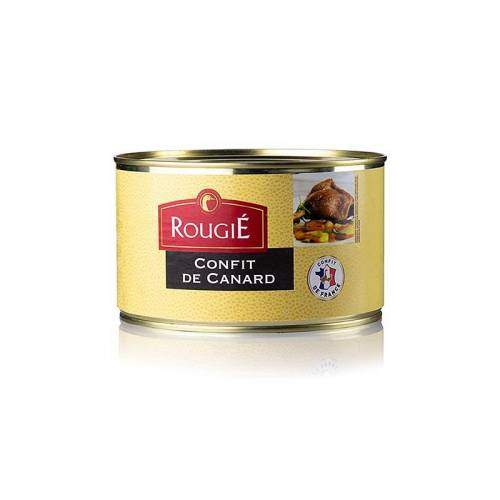 Entenkeulen Confit, 4 Keulen, Rougie, 1,35 kg