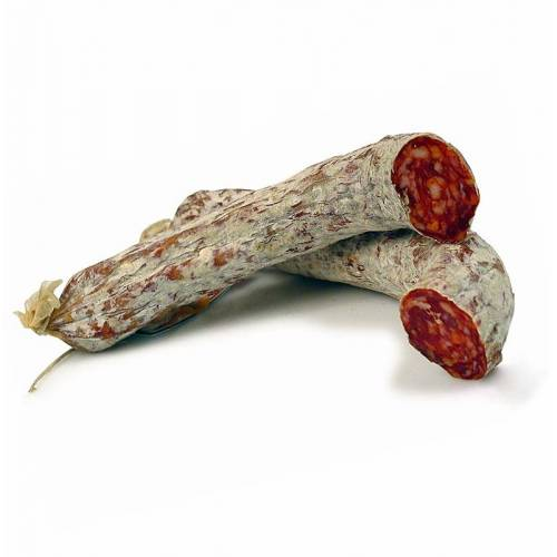 Salami Calabrese - Salsiccia Piccante, Montalcino Salumi, ca.450 g