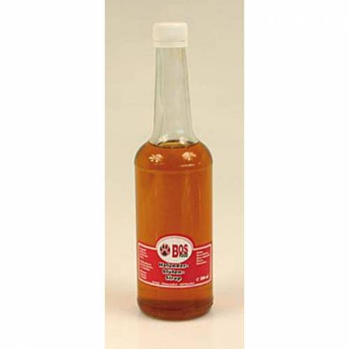 BOS FOOD Holunderblütensirup, 500 ml