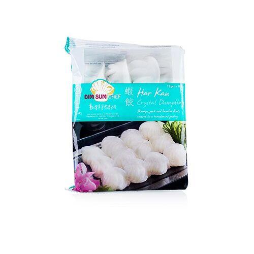Har Gao/Kau - Teigtaschen mit Shrimps und Schweinefleisch, TK, 216 g, 12 x 18g