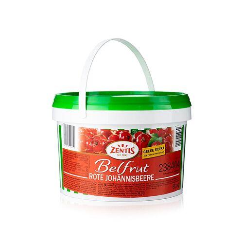 Rotes Johannisbeer Gelee Extra, 3 kg