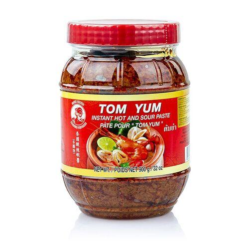 Tom Yum Paste, scharf und sauer für Suppen, 900 g