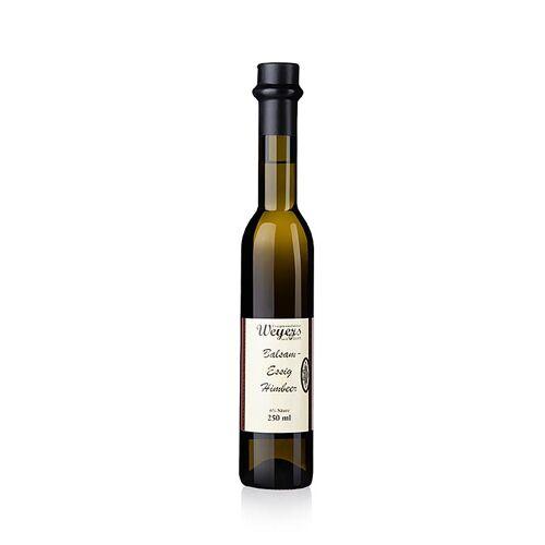 Weyers Himbeer-Balsamessig, 6% Säure, 250 ml