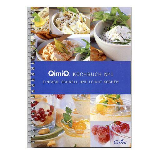 QimiQ Kochbuch No.1 - Schnell und leicht Kochen mit QimiQ, 1 St