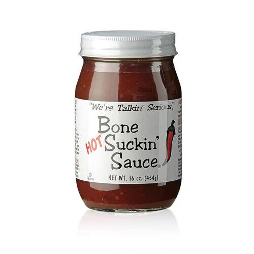Bone Suckin´ Sauce Hot, BBQ Sauce, Ford´s Food, 473 ml
