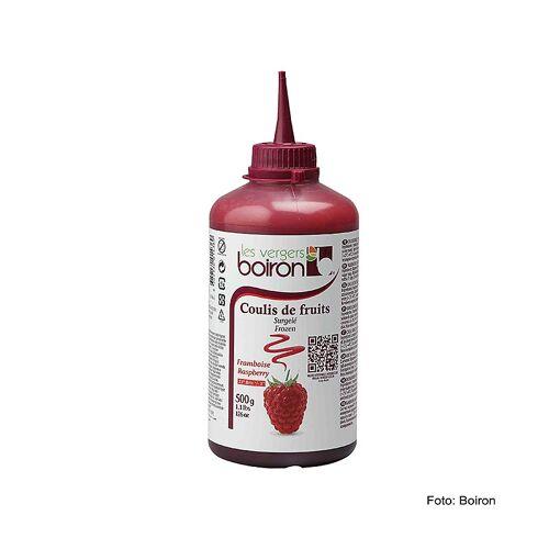 Coulis / Sauce - Himbeere, 19% Zucker, Squeeze Flasche, TK, 500 g