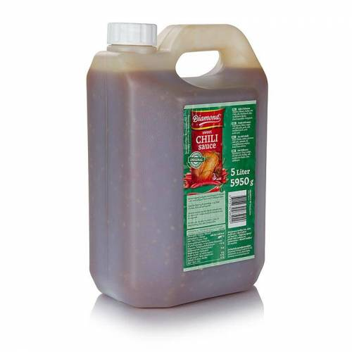 Chili-Sauce für Geflügel, Diamond Brand, 5 l