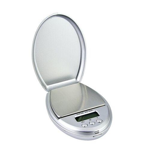 Waage/Trüffelwaage, Dipse XS-500 Digital, 0-500g/0,1 g Ablesbarkeit, 1 St