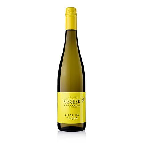 Verjus aus dem Rheingau, Weingut Kögler, 750 ml