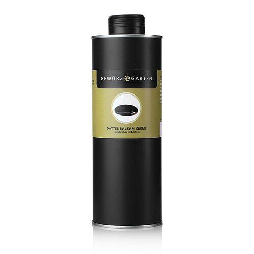 Gewürzgarten Dattel-Balsam-Creme, 3% Säure, 500 ml