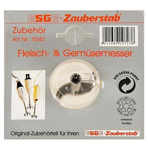 Ersatz Messer, Fleisch-/Gemüsemesser - grob-, für Zauberstab ESGE No.7040, 1 St