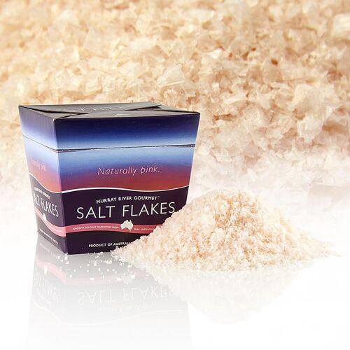 Murray River - Pink Salt Flakes, rosa Solesalz-Flakes, Australien, 250 g
