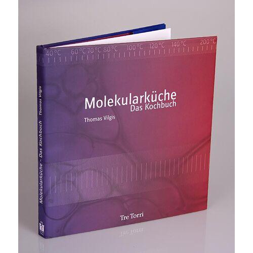 Die Molekularküche - Das Kochbuch, von Prof. Dr. Thomas Vilgis, 1 St
