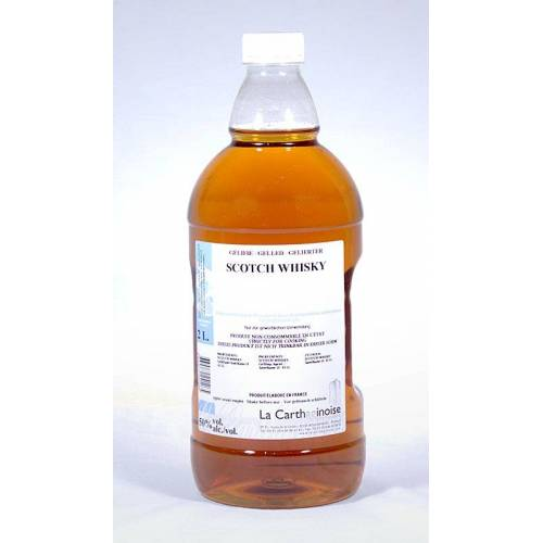 Scotch Whisky, 50% vol., dickflüssig für Patisserie & Eisherstellung, 2 l