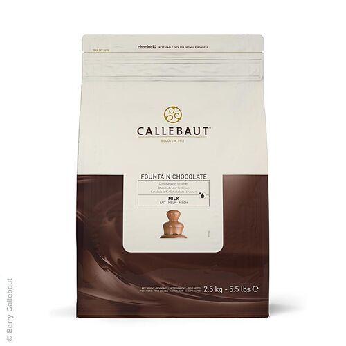 Vollmilch, für Brunnen & Fondue, Callets, 37,8% Kakao, 2,5 kg