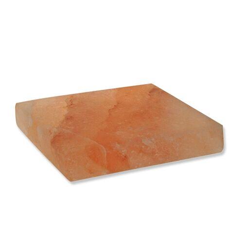 Pakistanisches Kristallsalz Servierstein ca. 20x20x2,5 cm, 2,3 kg, 1 St