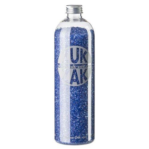 Farbiger Kristallzucker - ZUK ZAK, blau, 450 g